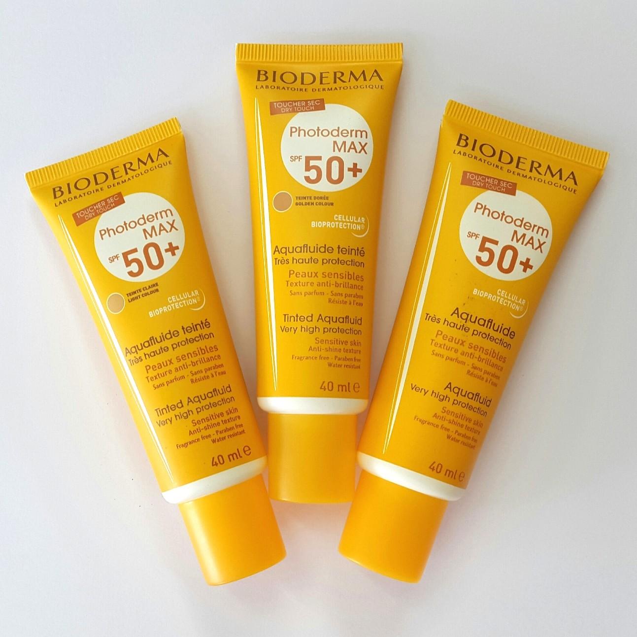Kem chống nắng Bioderma có tác dụng ngừa vết thâm