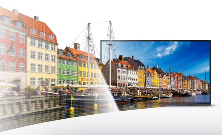 Internet TV Led Sony 40 inch Full HD – Model KDL- 40w660E VN3 đi đầu về chất lượng hình ảnh và âm thanh