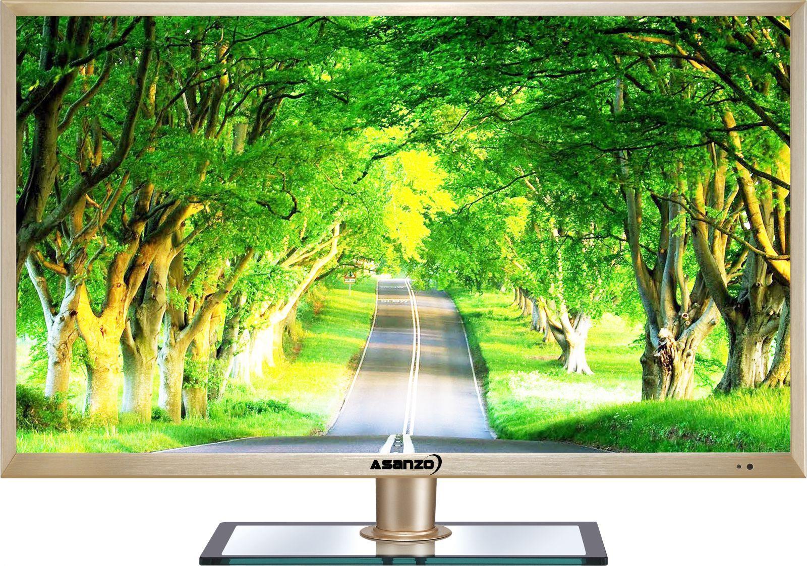 Tivi Led ASANZO 40 inch full HD model 40T690 có kiểu dáng hiện đại với khung nhôm sang trọng