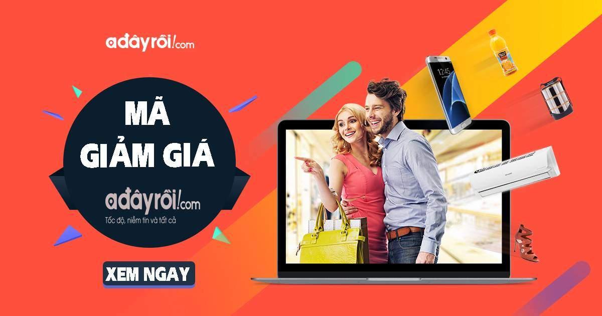 Adayroi vẫn là một trong những trang mua hàng online hàng đầu hiện nay