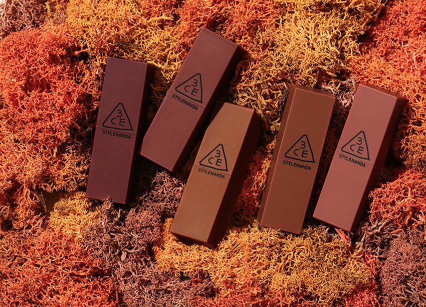 Son 3CE mood recipe matte lip color là dòng son nổi tiếng nhất của hãng