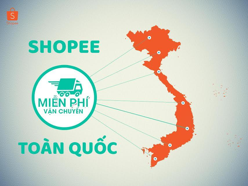 shopee van chuyen
