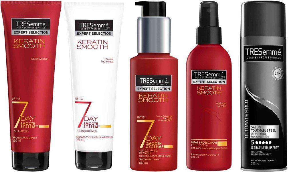 tresemme smooth